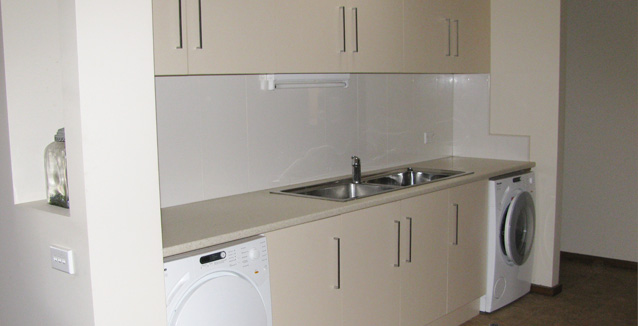 Stawell Joinery Laundry